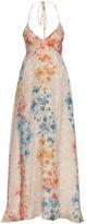 ATHENA PROCOPIOU Stay Wild Moon Child silk dress