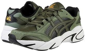 Asics Gel-Bnd (Olive Canvas/Olive Canvas) Men's Shoes