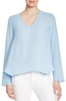 Aqua Bell Sleeve Top