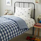 The White Company Gingham Comforter