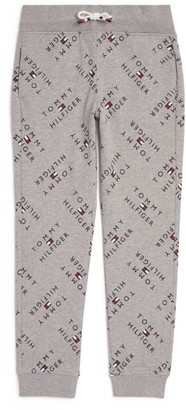 Tommy Hilfiger Junior All-Over Logo Sweatpants (4-16 Years)