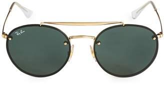 Ray-Ban Highstreet Blaze Double Bridge Phantos Sunglasses
