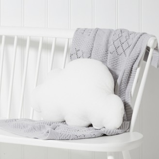 The White Company Cloud Toy, White, One Size