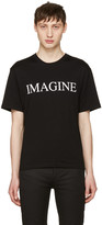 Christian Dada Black imagine T-shirt