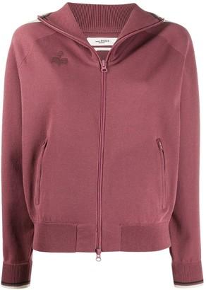 Etoile Isabel Marant hooded track jacket