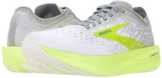 Brooks Hyperion Elite II (Grey/Yellow) Running Shoes