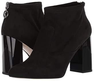 Franco Sarto Kortney (Black Suede) Women's Shoes