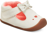 Carter's Every Step Stage 1 Crawling T-Strap Mary Janes, Baby Girls (0-4)
