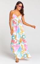 Show Me Your Mumu Magnolia Maxi Dress