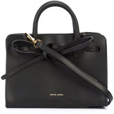 Mansur Gavriel bow front tote - women - Leather - One Size