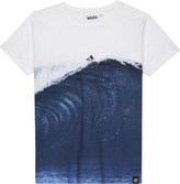 Molo Rusky surfer cotton t-shirt 4-14 years