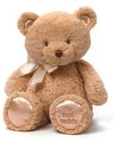 Gund My 1st Teddy Stuffed Animal
