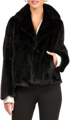 Gorski Mink Fur Vertical Jacket