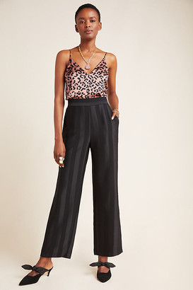 Harlyn Tonya Striped Trousers By in Black Size XS