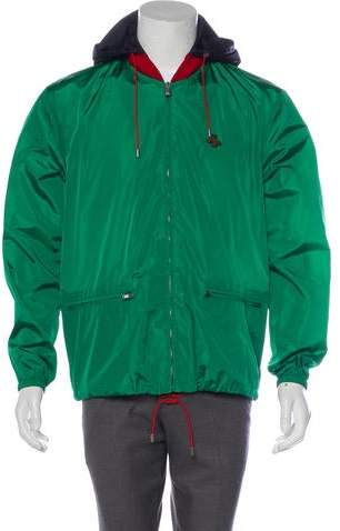 6bad2f69e Gucci Green Men's Jackets - ShopStyle