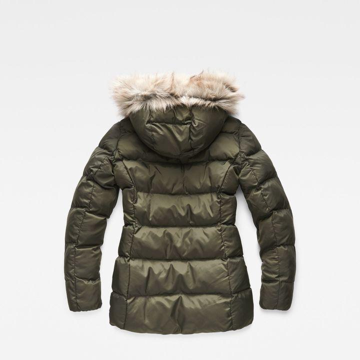 G Star Whistler Hooded Slim Jacket