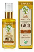 Badger Balm Jojoba Hair Oil 59.1ml