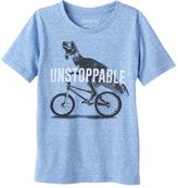 "Boys 4-10 Jumping Beans® Dinosaur & Bike ""Unstoppable"" Graphic Tee"
