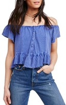 Free People Women's Mint Julep Tee