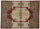 One Kings Lane Vintage Turkish Oushak 4'4 x 5'10