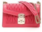 Miu Miu Medium Miu Confidential Shoulder Bag
