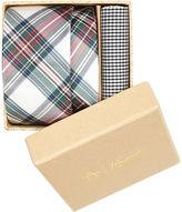 Original Penguin Straight Tie And Pocket Square Gift Set