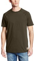 Carhartt Men's Force Cotton Delmont Non Pocket Short Sleeve T-Shirt