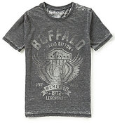 Buffalo David Bitton Big Boys 8-20 Short-Sleeve Graphic Tee