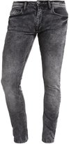 Versace Jeans Slim Fit Jeans Nero