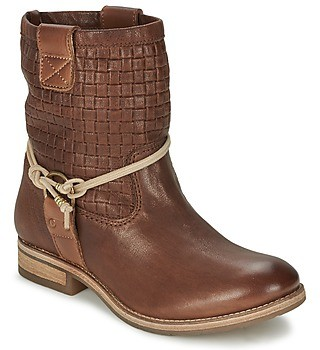 Koah DANIA women's Mid Boots in Brown