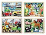 Melissa & Doug Jigsaw 4 Puzzle Bundle