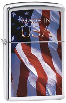 Zippo Made in Usa Flag Lighter