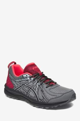 Asics Womens Frequent Trail Trainers - Grey