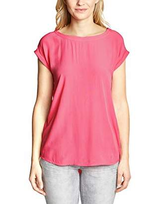 Street One Women's 341411 Blouse, (Blossom Pink 117)