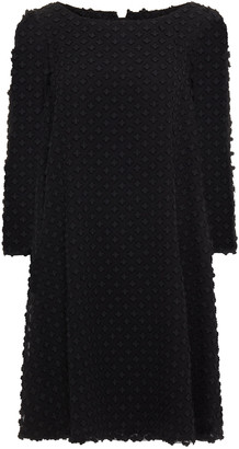 Claudie Pierlot Fil Coupe Chiffon Mini Dress