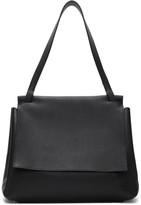 The Row Black Sidekick Two Top Handle Bag