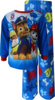 AME Sleepwear Nickelodeon Fire and Law 2pc Fleece Set, Blue
