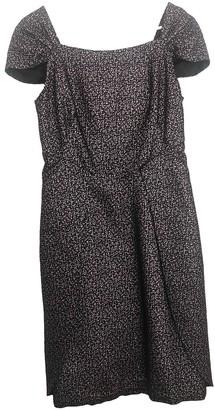 Martin Grant Multicolour Wool Dress for Women