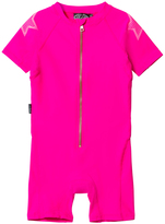 Molo Knockout Pink Neka Solid Swimsuit