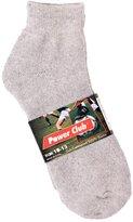 Power Club Men's 12 Pairs of Quarter Length Sport Socks--12 Pairs
