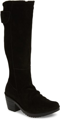 Fly London Waki Knee High Boot