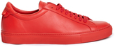 Givenchy Urban Street low-top leather trainers