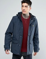 Lyle & Scott Microfleece Lined Jacket