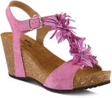 Spring Step Women's Izetta Wedge Sandal