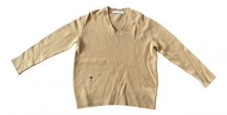 Christian Dior Beige Cashmere Knitwear