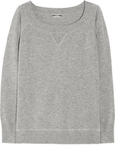 Isabel knitted cashmere sweatshirt