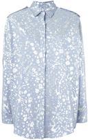 Kenzo Voodoo Charms shirt - women - Cotton - 36