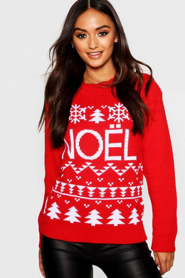 5cbd0ae2e5e40 boohoo Christmas Knitwear For Women - ShopStyle Canada