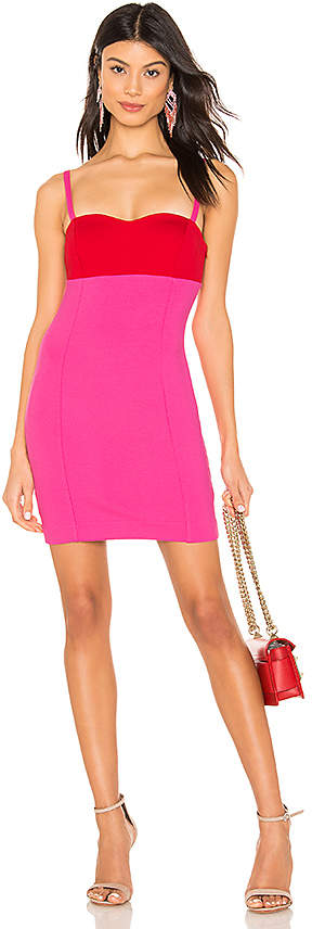Susana Monaco Color Block Dress