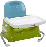 Fisher-Price Healthy Care Booster - Green/Blue